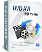 4Videosoft DVD AVI 変換 for Mac discount coupon