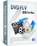 4Videosoft DVD FLV 変換 for Mac discount coupon