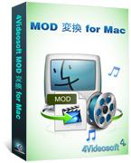 4Videosoft MOD 変換 for Mac