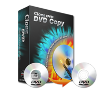 Save 25% of CloneDVD DVD Copy lifetime/1 PC