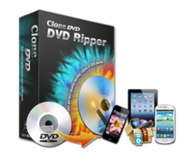 CloneDVD DVD Ripper 1 year/1 PC discount coupon