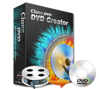 CloneDVD DVD Creator 1 year/1 PC discount coupon