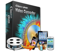 CloneDVD Video Converter lifetime/1 PC discount coupon