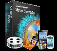 CloneDVD Video Converter lifetime/1 PC discount coupon