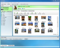 <p>Zeento allows you to share all your documents, movies, pictures, directly from your hard drive with your friends over the Internet. It's easy and free! With Zeento you can:  Share local files with others,  All ftp functionality over p2p network,  Send and download files directly from others with no limitations,  Use multimedia instant messaging,  Send pictures and photoalbums while you chat, You decide who can get access to your resources.</p>