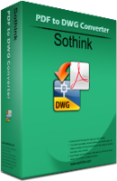 Sothink PDF to DWG Converter save up to 50% Off with discount coupon code