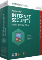 Kaspersky Internet Security -  multi-device 2016