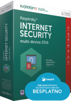 Kaspersky Internet Security -  multi-device 2016