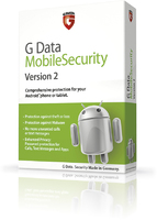 <p> 	G Data MobileSecurity version 2</p>