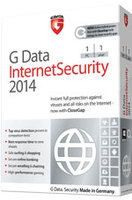 Click to view G Data InternetSecurity 2014 screenshots