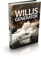 The Willis Generator discount coupon code