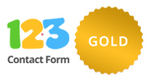 123ContactForm Gold Plan – yearly subscription  Download
