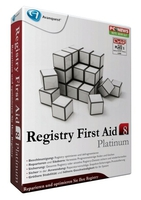 screenshot of Registry First Aid