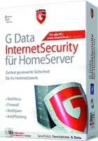 Click to view G Data InternetSecurity für HomeServer - 1 bis 5 PC´s - 1 Jahr screenshots