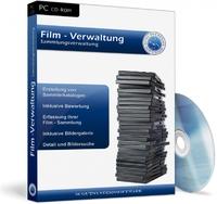 Film Verwaltung, Filmsammlung archivieren, Software