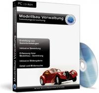 Modellbau Verwaltung, Modellfahrzeuge verwalten