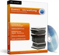 Games Verwaltung, PC u. Spielkonsole Spiele