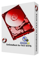 15% Off of  	GetDataBack kann Ihre Daten retten, wenn Partitionstabelle, Boot Record, FAT/M