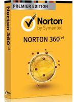 Norton 360 Version 6.0 Premier Edition - 3 PC´s - 1 Jahr