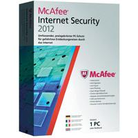 McAfee Internet Security - 1 PC - 1 Jahr