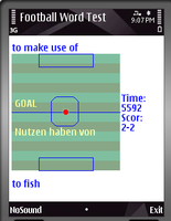 German-English Dict With Football Game coupon code