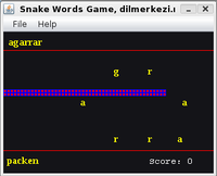 Discount code of Spanish German Snake Game, Improve your foreign language skills playing these java games!