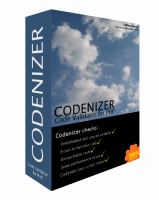 Codenizer - PHP syntax & semantics analyzing tool