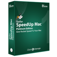 Stellar Speedup Mac Platinum discount coupon