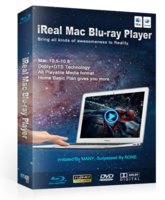 iReal Mac Blu-ray Player