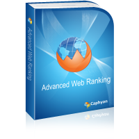 Advanced Web Ranking Enterprise Screen shot