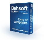 Discount code of Behsoft Button Maker,  	Behsoft Button Maker is the easy way to make a professional looking button in