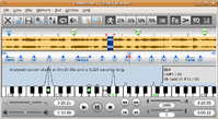 <p>Software to help transcribing recorded music.</p>