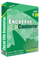 Excel File Converter Batch discount coupon