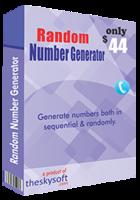 Random Number Generator discount coupon
