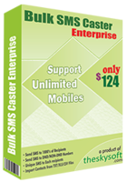 Bulk SMS Caster Enterprise discount coupon