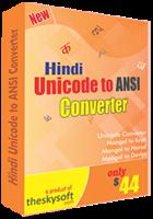 Hindi Unicode to ANSI Converter discount coupon