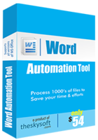 Word Automation Tool discount coupon