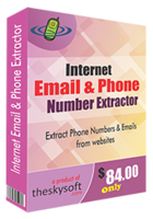 Internet Email and Phone Number Extractor discount coupon