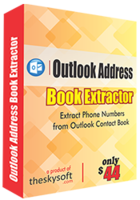 Outlook Address Book Extractor discount coupon