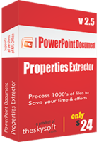 cheap PowerPoint Document Properties Extractor