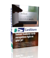 CardStore Plus Business Card Reader discount coupon