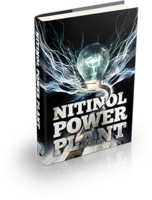 Nitinol Power Plant eBook Discount discount coupon