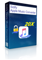 Sidify Apple Music Converter for Mac discount coupon