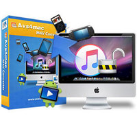 AVS4Mac M4V Converter Plus for Mac discount coupon