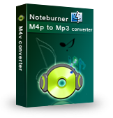 NoteBurner Audio Converter for Mac coupon