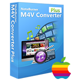 Discount code of NoteBurner M4V Converter Plus for Mac
