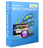 NoteBurner M4V Converter Plus for Windows discount coupon