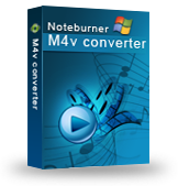 NoteBurner M4V Converter (For Windows) discount coupon