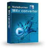 NoteBurner M4V Converter Plus for Mac save up to Discount Coupon Code