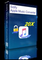 Sidify Apple Music Converter for Windows discount coupon